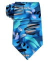 Bring a bit of the island with you to the office with this bright silk tie from Jerry Garcia.