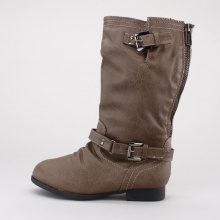 She'll look so stylish in these boots by Lucky Top.