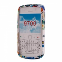 Crystal Cases for BlackBerry 9700 TPU Series Color Covers. Christmas Shopping, 4% off plus free Christmas Stocking and Christmas Hat!